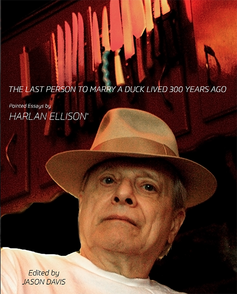 Two new Harlan Ellison Limited Editions