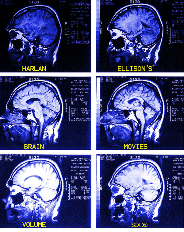 Harlan Ellison's Brain Movies Volume Six